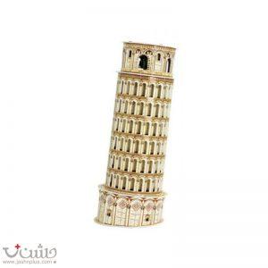 پازل سه بعدی بناهای تاریخی-برج پیزا