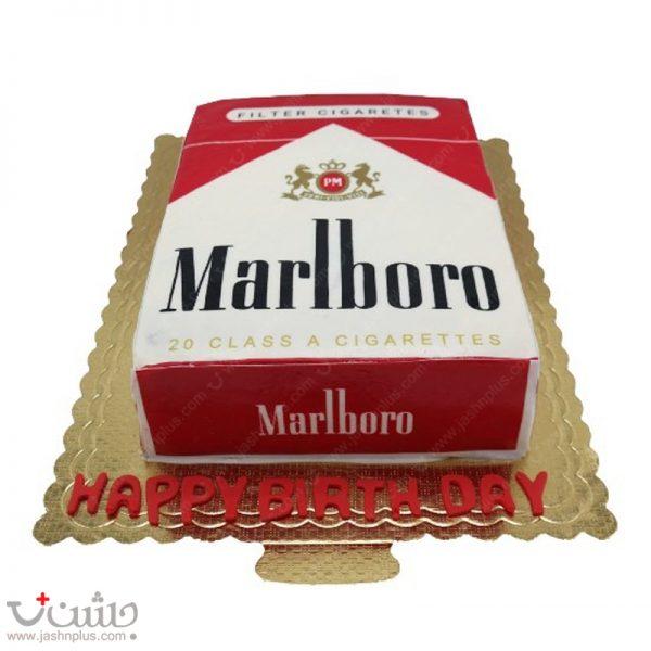 کیک سیگاری ها