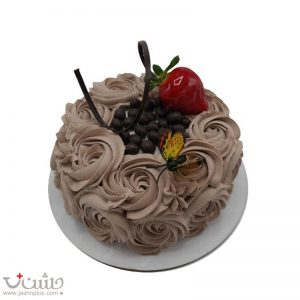 کیک شکلاتی ساده نیلدا