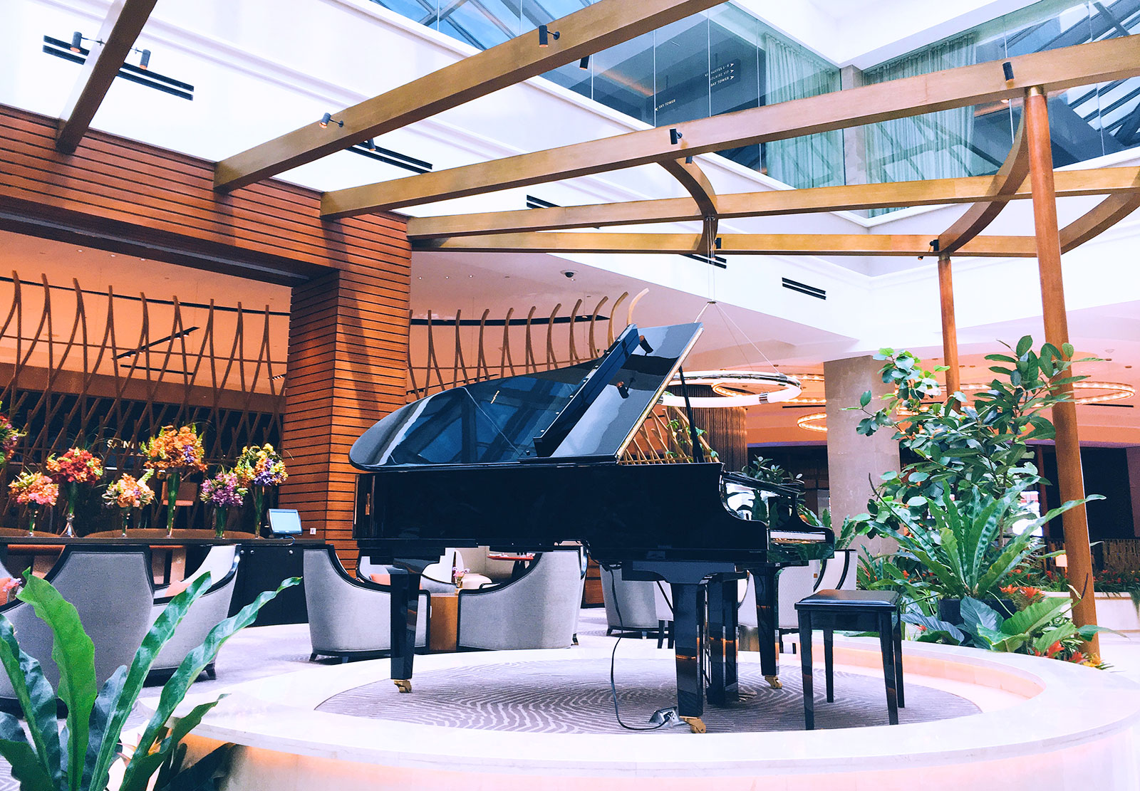 زیباترین هتل های گل دنیا