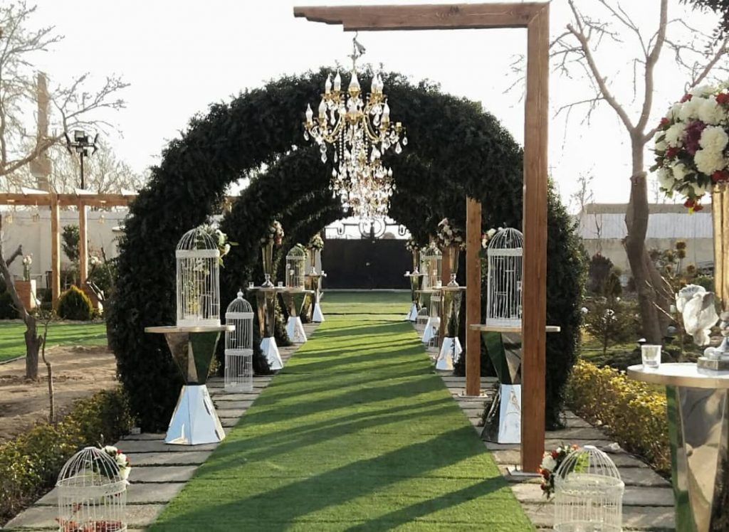 باغ تالار آرشان