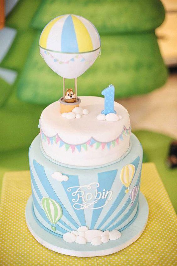 تولد بالن 10 3 - برگزاری جشن تولدی با تم تولد بالن