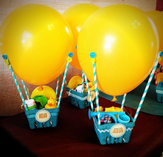 تولد بالن 7 - برگزاری جشن تولدی با تم تولد بالن