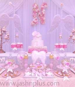 تولد فرشته صورتی 1 257x300 - ۱۲ گام ضروری در برگزاری یک جشن تولد شاد برای بچه ها