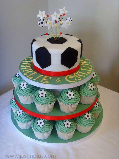 تولد فوتبالی۱۴ - تم تولد فوتبالی یک تم فوقالعاده برای جشن تولد پسرانه