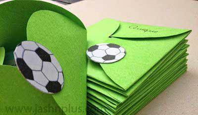 تولد فوتبالی21 - تم تولد فوتبالی یک تم فوقالعاده برای جشن تولد پسرانه