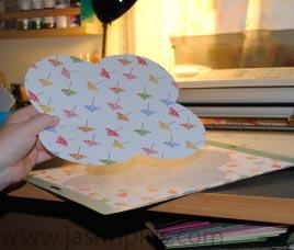 کارت دعوت تولد 4 - ایدهای خلاقانه برای تهیه کارت دعوت تولد در منزل