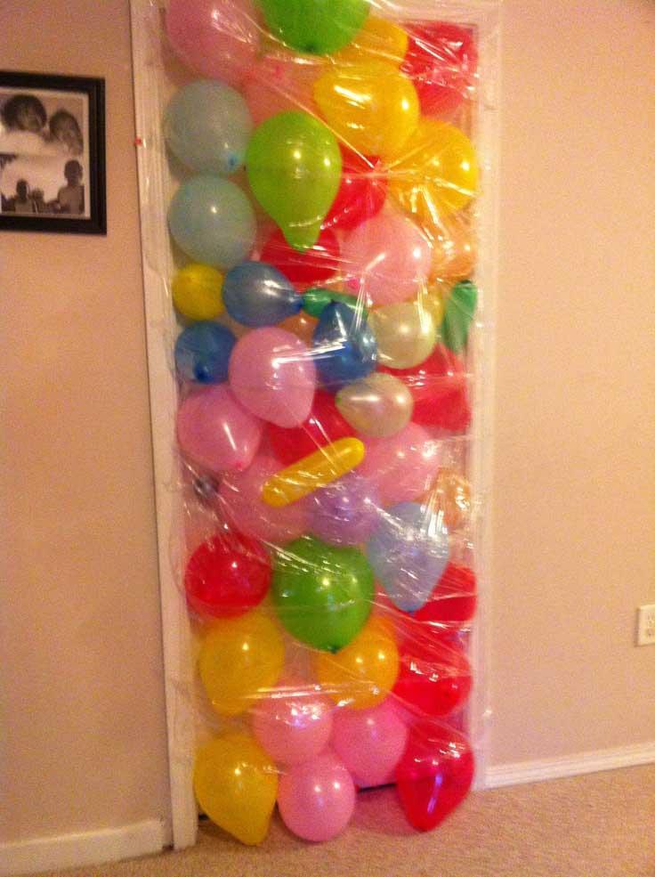 جشن تولد ۴ - ۵ ایده باحال برای سوپرایز جشن تولد