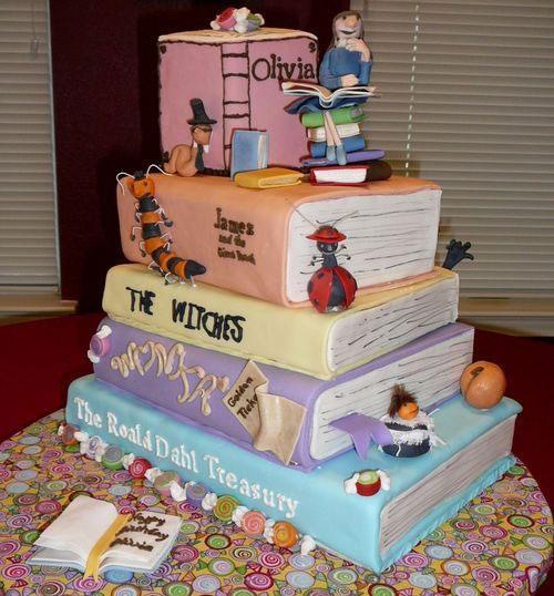 کیک تولد 1 - مدل کیک باحال تولدهای کودکانه