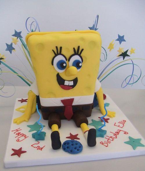 کیک تولد 2 - مدل کیک باحال تولدهای کودکانه