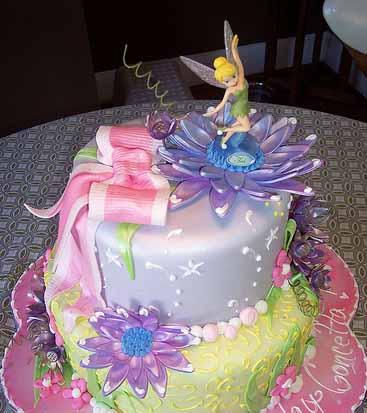 کیک تولد 7 - مدل کیک باحال تولدهای کودکانه