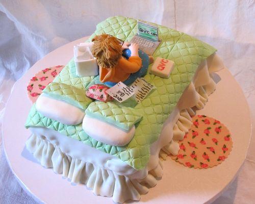 کیک تولد 8 - مدل کیک باحال تولدهای کودکانه