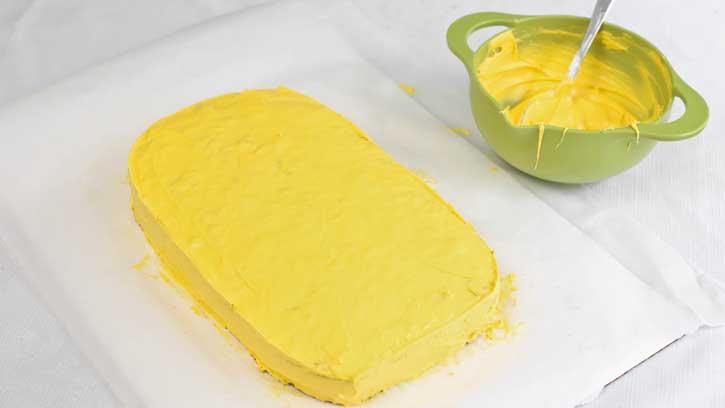 تولد مینیون 5 - آموزش گام به گام تزیین کیک مینیون در منزل