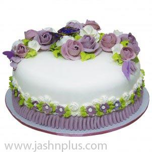 04 ladies in lavender anniversary order us embassey yerevan cake - کیک تولد بزرگسالان