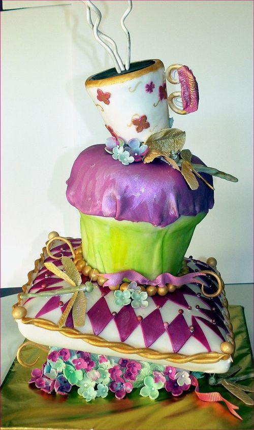 3 1 - کیک تولد بزرگسالان
