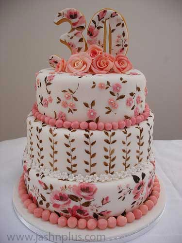 3050530505 c9d2e0ec07 - کیک تولد بزرگسالان