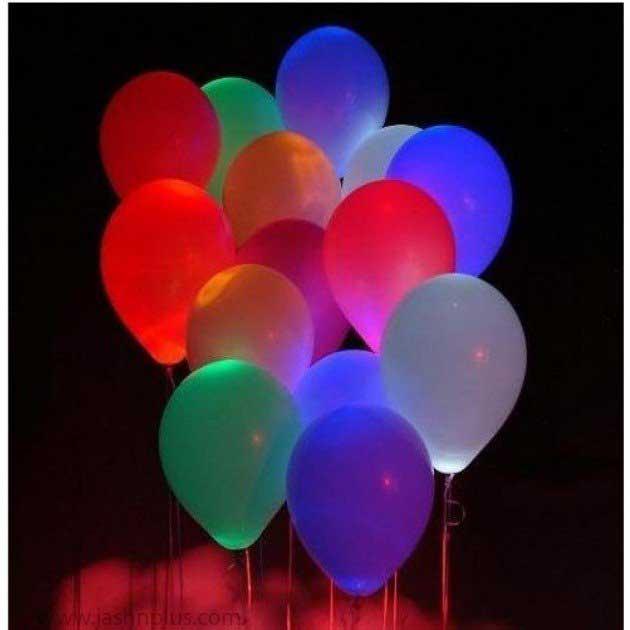 462 630x630 - ایدههای خلاقانه برای تزیین جشنهای تولد با بادکنک رنگی