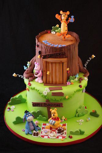 6 1 - مدل های جدید کیک کارتونی؛ تجربه جشن متفاوت