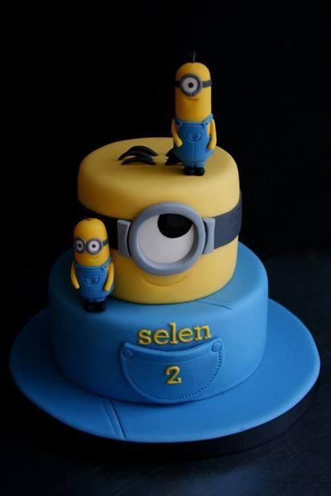 6ef2b1d7db0cfee05b7b5789ee47029e - کیک تولد مینیون مخصوص تولد کودک