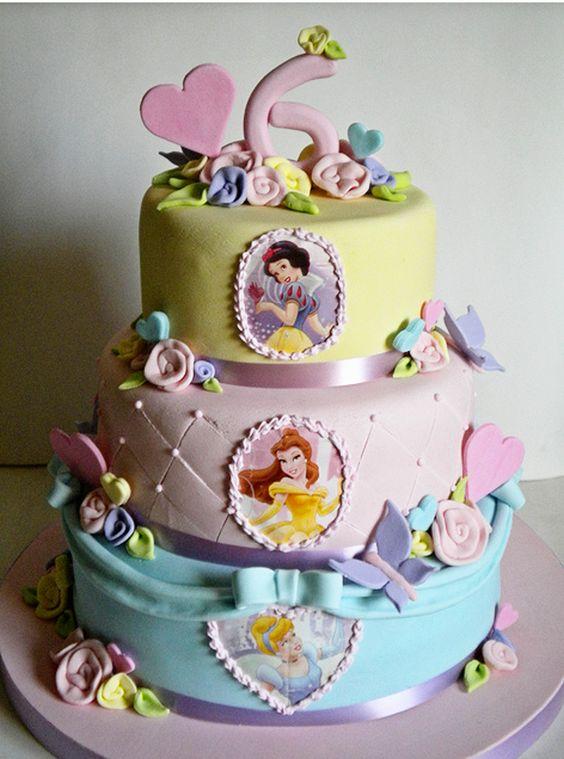 7 2 - مدل های جدید کیک کارتونی؛ تجربه جشن متفاوت