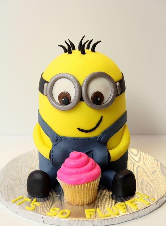 84e8633053ecd9dfcafa22689f18e871 - کیک تولد مینیون مخصوص تولد کودک
