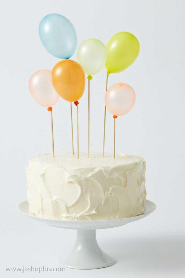 856 630x945 - ایدههای خلاقانه برای تزیین جشنهای تولد با بادکنک رنگی
