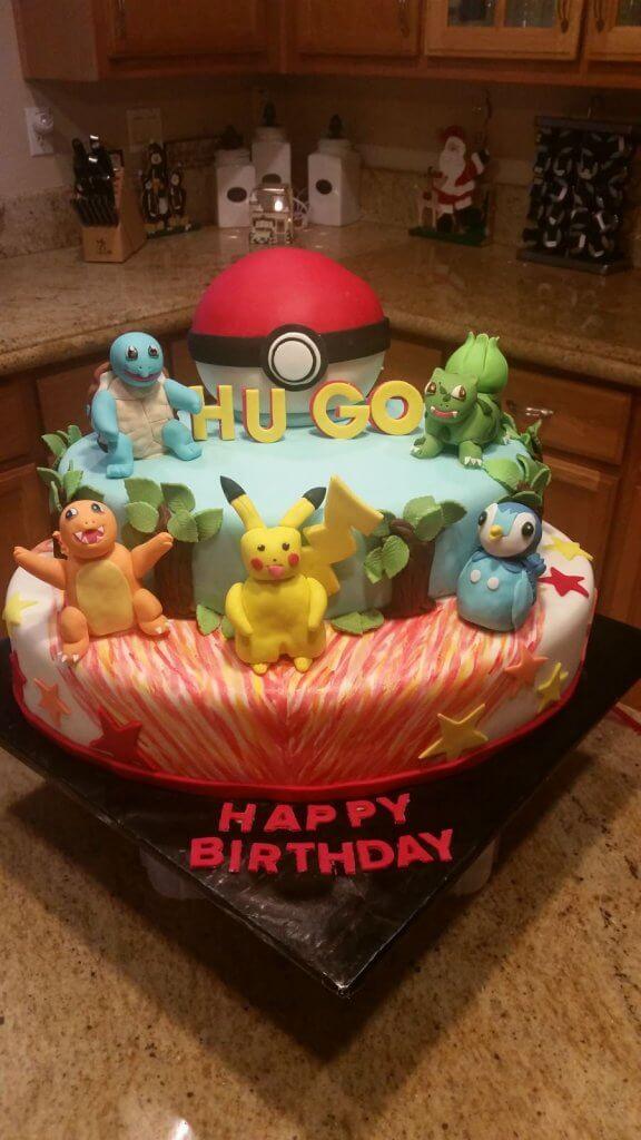 900 birthday cake 877547G5sVB 576x1024 - کیک تولد با تم کودکانه