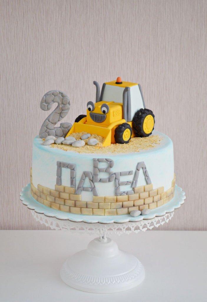 900 construction cake 984707ZQ4w6 703x1024 - کیک تولد با تم کودکانه