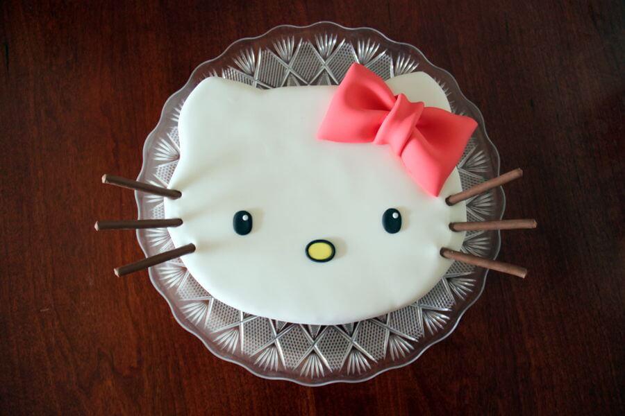 900 hello kitty again 977829GbEy4 - کیک تولد با تم کودکانه
