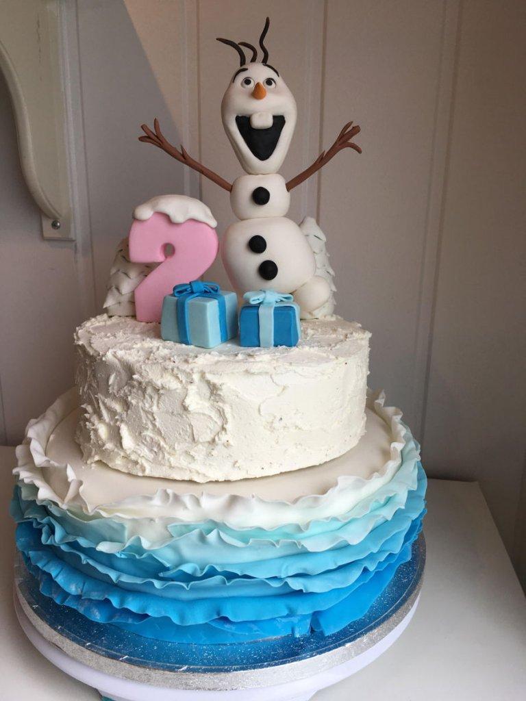 900 tractor cake 984707JLxz2 1 768x1024 - کیک تولد با تم کودکانه