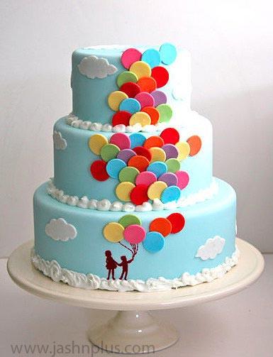 Girls Birthday Cakes - کیک تولد بزرگسالان