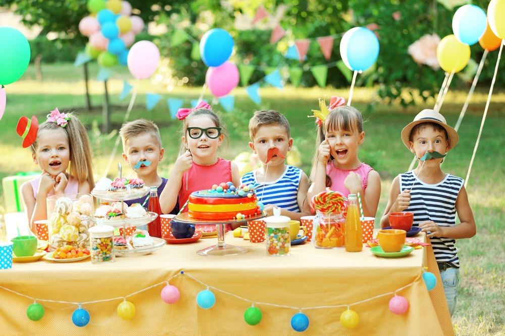Summer bithday parties for kids - برگزاری جشن تولد خلاقانه و شاد برای کودکان