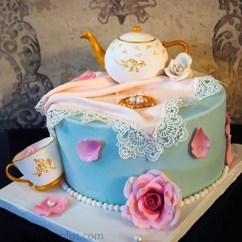 abb - مدل های زیبای کیک تولد دخترانه برای دختر خانم های ایرانی