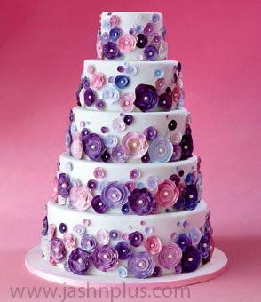 americans most beautiful cakes 1 - کیک تولد بزرگسالان