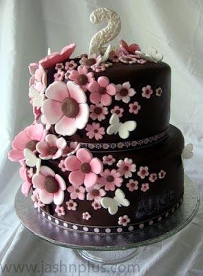 beautiful birthday cakes 29 - کیک تولد بزرگسالان