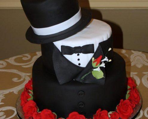 birthday cakes for men clothing 9 495x400 - ایده کیک تولد برای آقایان