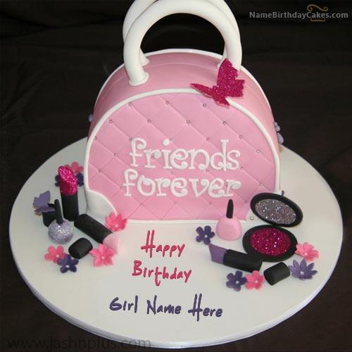 fashion birthday cake for girls215b - مدل های زیبای کیک تولد دخترانه برای دختر خانم های ایرانی