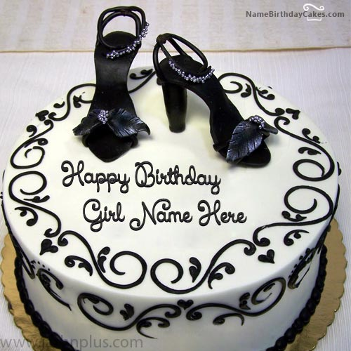 fashion happy birthday cake for girls2eab - مدل های زیبای کیک تولد دخترانه برای دختر خانم های ایرانی
