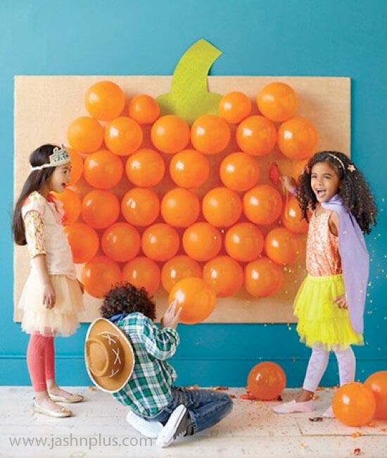 kids balloon ideas.001 - بادکنک آرایی کودکانه جذاب