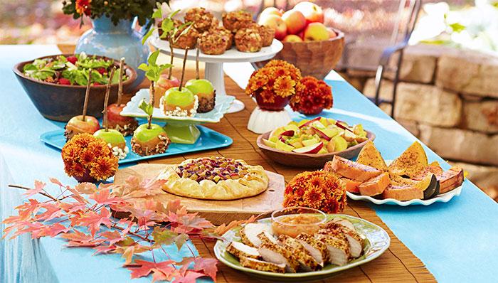 kids birthday party food ideas - برگزاری جشن تولد خلاقانه و شاد برای کودکان