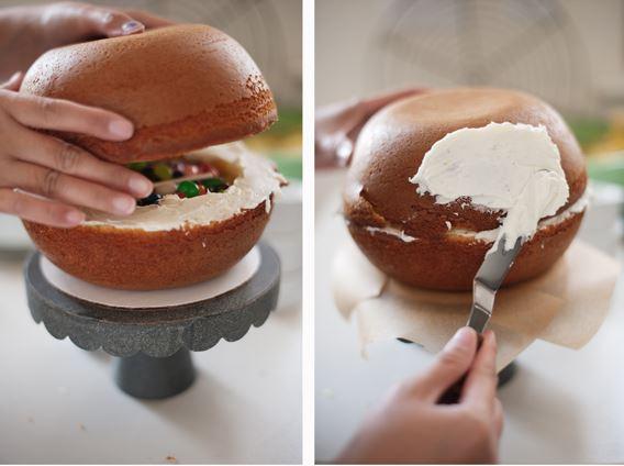 p4 - برای جشن تولد فرزندتان کیک تولد پیناتا تهیه کنید!