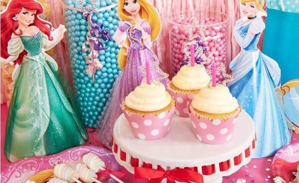 princess birthday party theme - آیا می خواهید جشن تولد دخترتان را با تم تولد پرنسس برگزار کنید؟