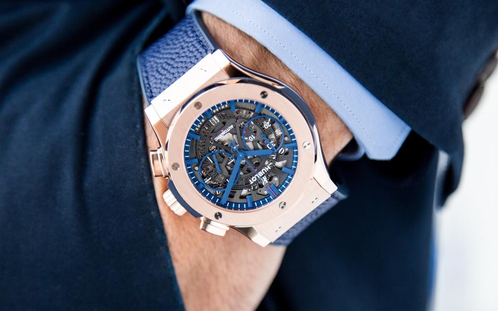 watch of the week hublot 02 - راهنمای خرید هدیه مناسب برای یک پسر