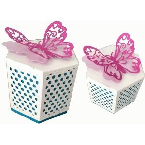 تولد پروانه 10 - ایده تم تولد پروانه برای دختر خانم ها