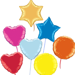 foil balloon - بادکنک های فویلی و استفاده های مختلف از آن