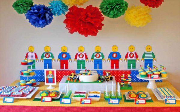 تولد دوسالگی پسرانه 1 3 600x376 - تم تولد دوسالگی پسرانه ، تمی مخصوص شازده پسرهای ایرانی