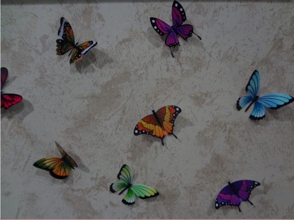 تولد پروانه 14 600x450 - تم تولد پروانه تمی مناسب برای دختر خانوم ها در تمام سنین