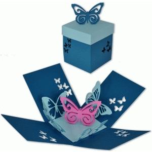 تولد پروانه 4 - تم تولد پروانه تمی مناسب برای دختر خانوم ها در تمام سنین