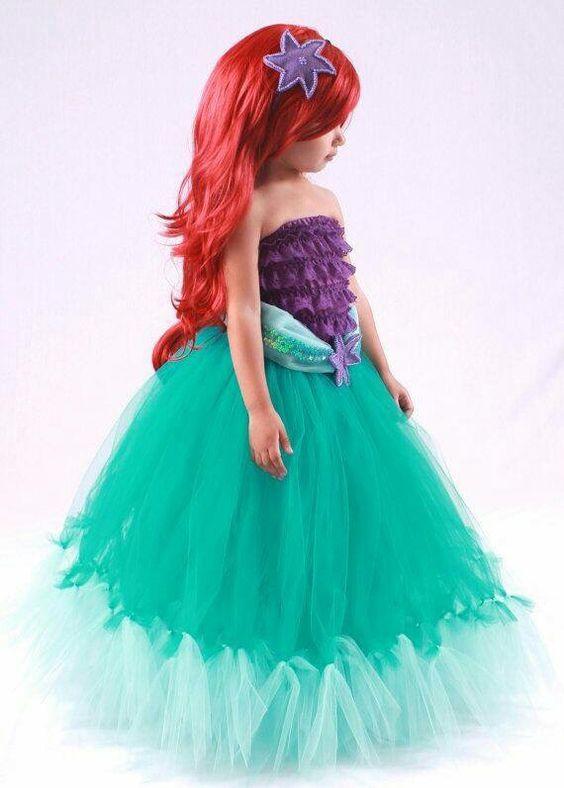 تولد پری دریایی 1 - تم تولد پری دریایی برای دختر خانوم های رویایی
