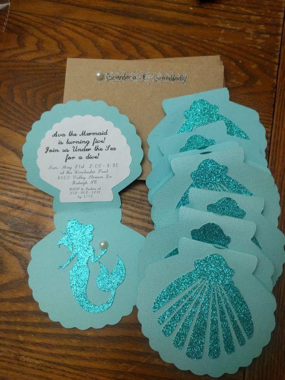 تولد پری دریایی 36 - تم تولد پری دریایی برای دختر خانوم های رویایی